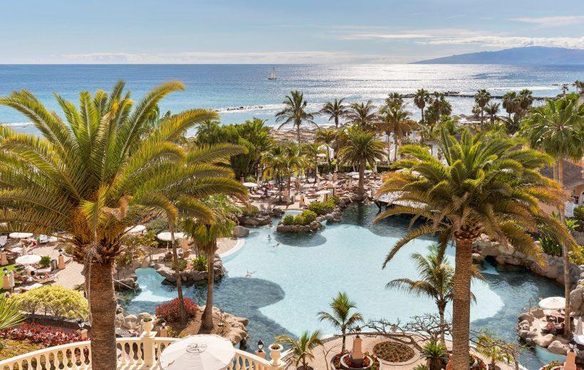 Tenerife (TFS) väljumisega 08.10 ja 15.10 (7 ööd)!